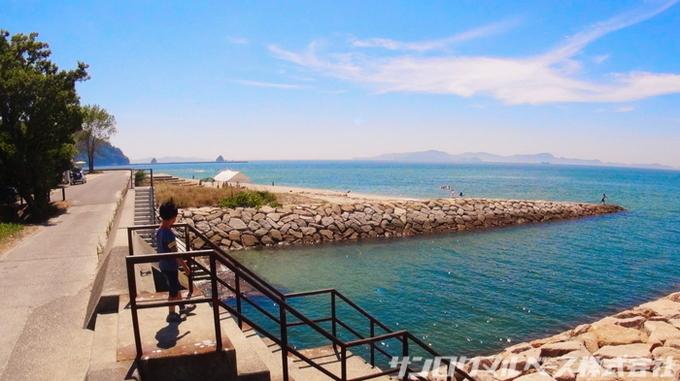 モンチッチ 海岸